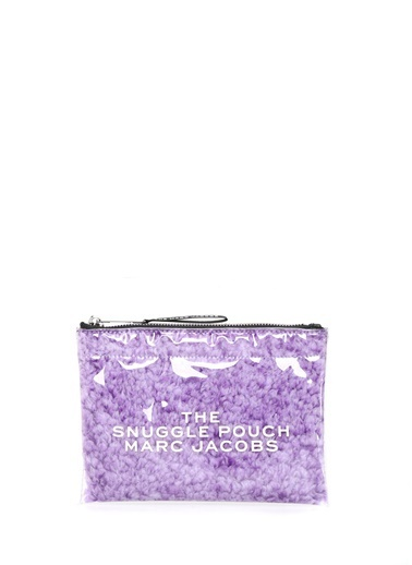 Marc Jacobs Clutch / El Çantası Mor